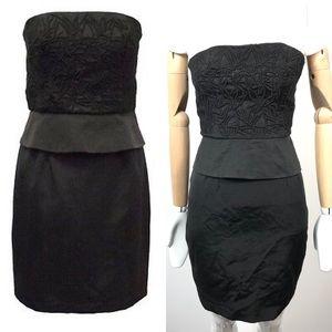 Stella McCartney Target Strapless Lace Dress